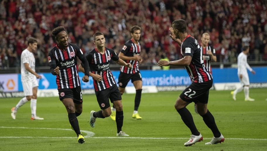 Fußball Heute Eintracht Frankfurt