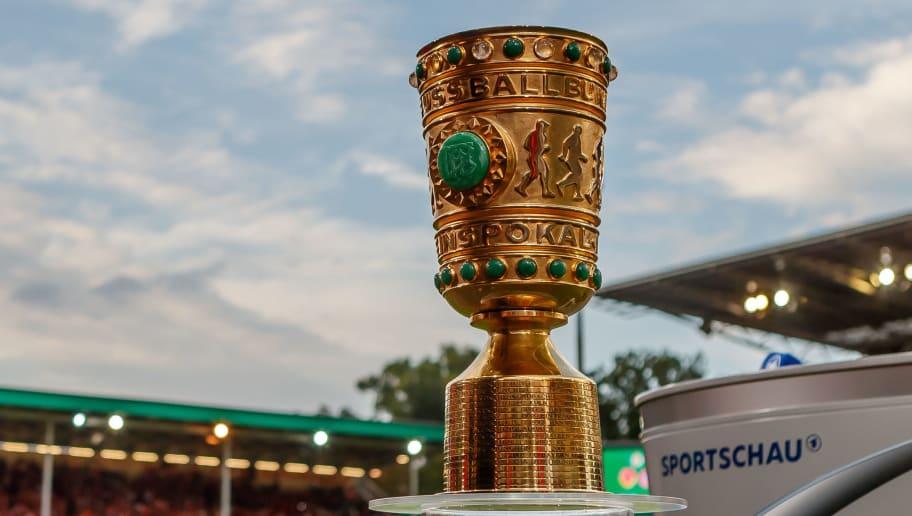 Dfb Pokal Auslosung 2021 19