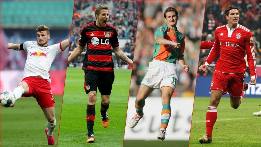 Bundesliga TorschГјtzenliste Aller Zeiten